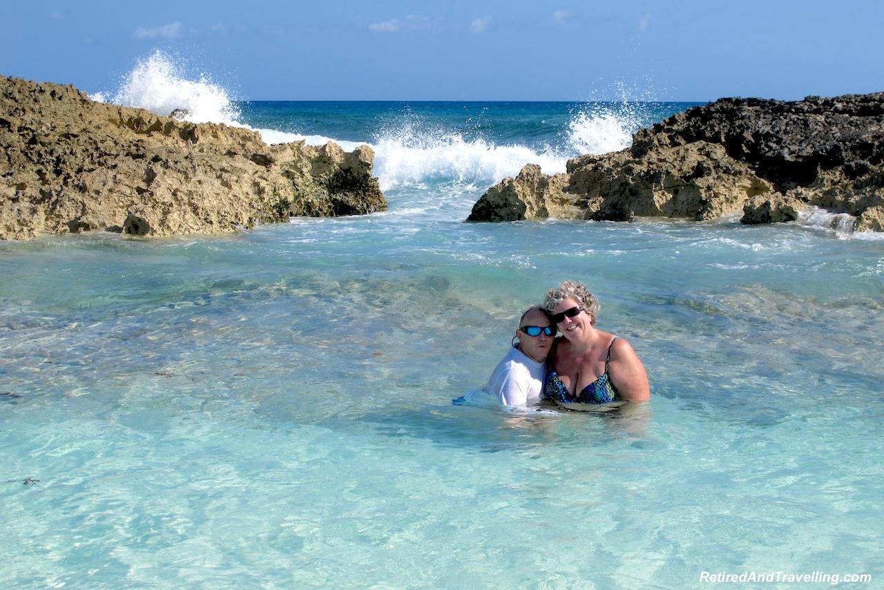 Exuma Deserted Islands - Exuma swim with pigs.jpg