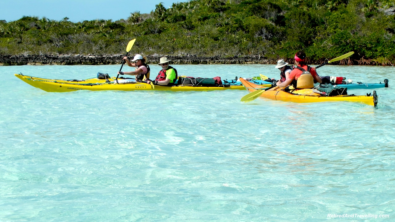 Kayak Exuma Deserted Islands - Exuma swim with pigs.jpg