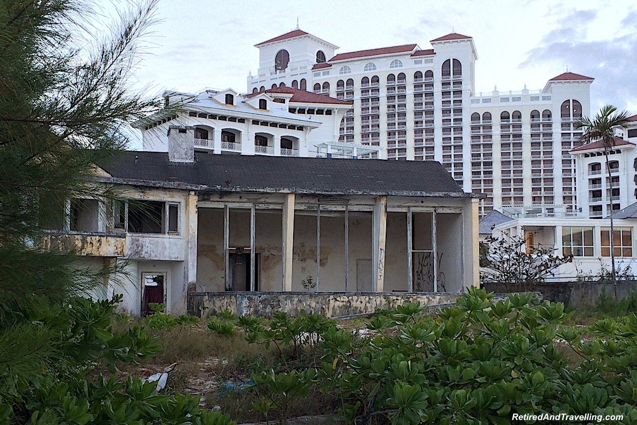 Beside the Baha Mar Property - Changing face of Nassau Bahamas.jpg