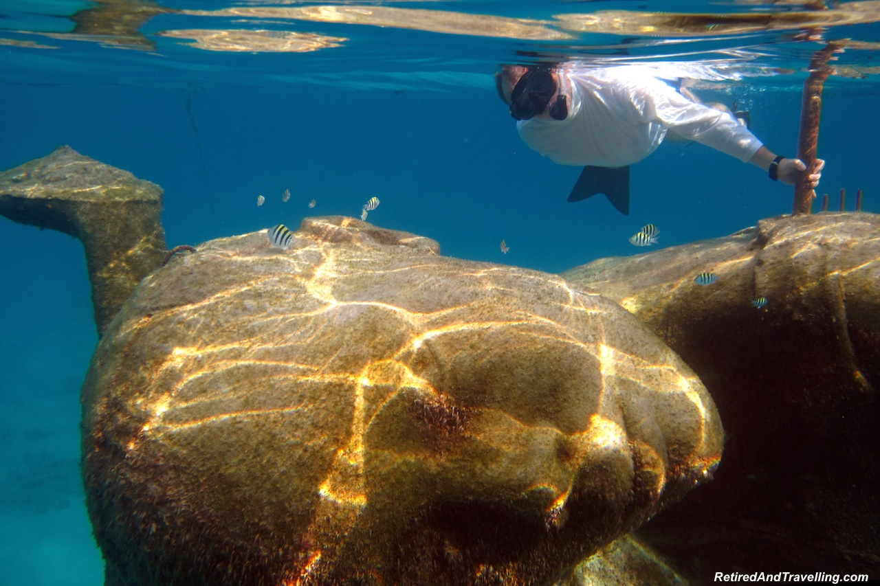 Ocean Atlas Statue - Snorkel Ocean Atlas In Nassau.jpg