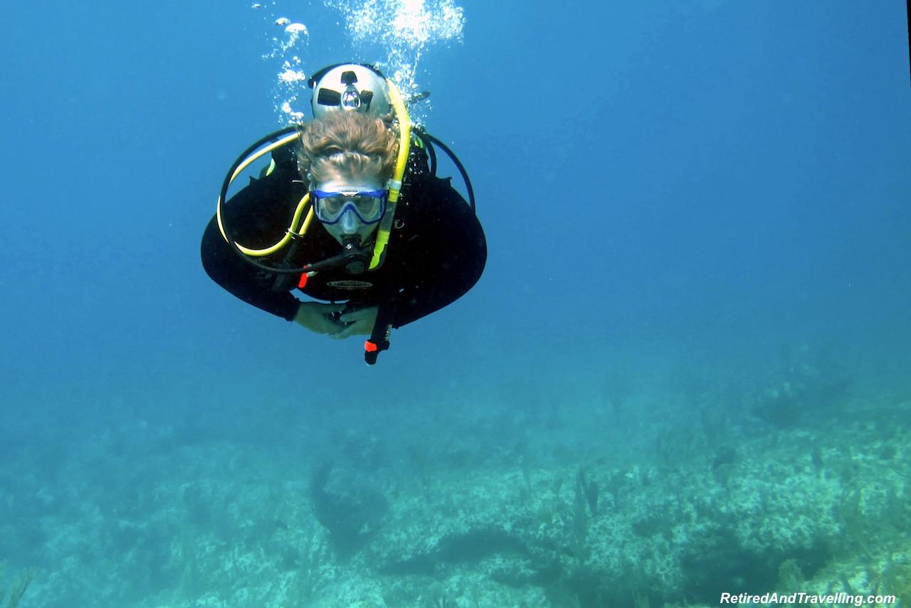 Scuba Diving Perfect Trim - Free Resort Scuba Diving.jpg