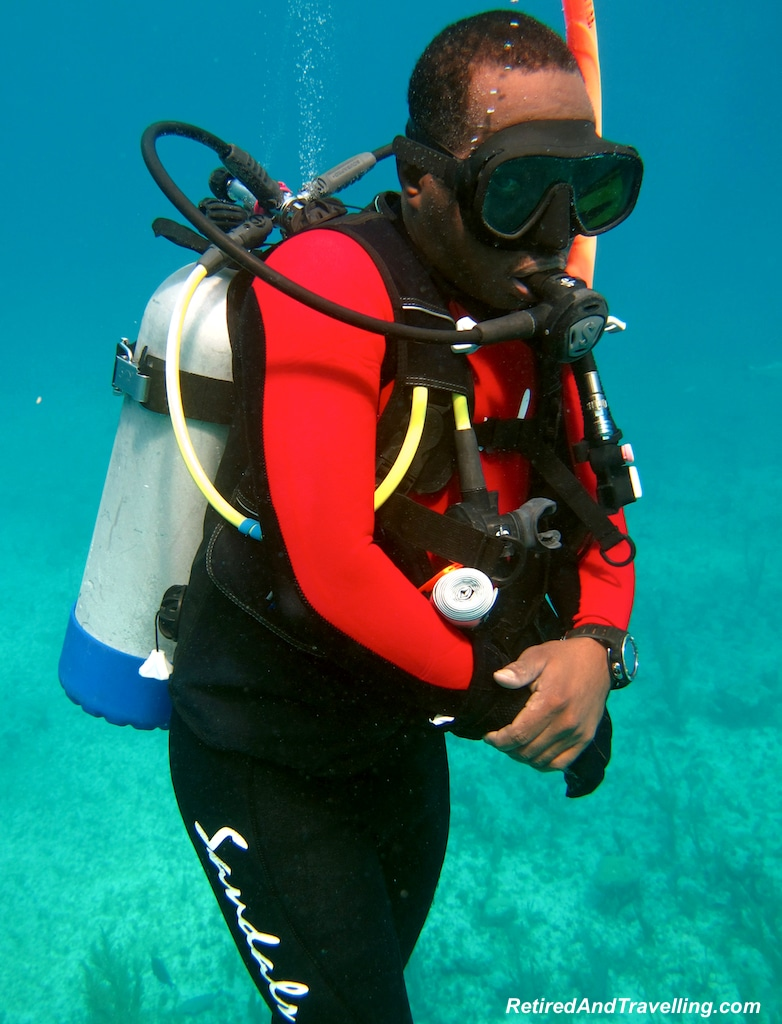 Scuba Diving Staff at Sandals Emerald Bay - Free Resort Scuba Diving.jpg