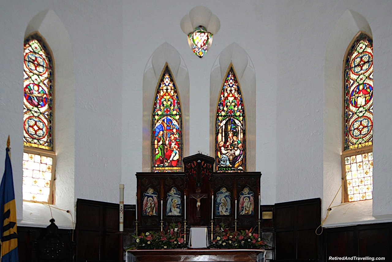 Barbados St Johns Parish Church Alter - Barbados Quick Glimpse.jpg