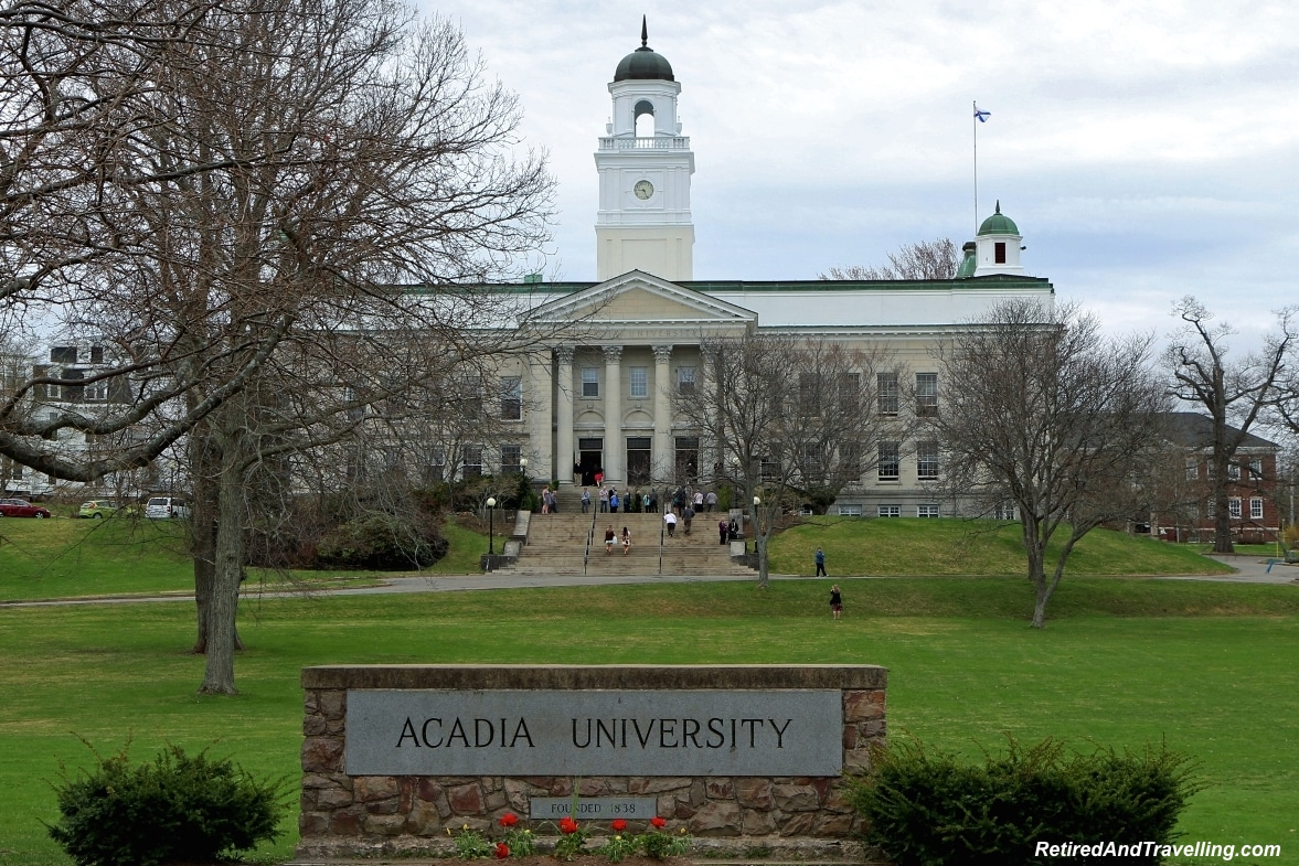 Acadia University NS - Nova Scotia Road Trip.jpg