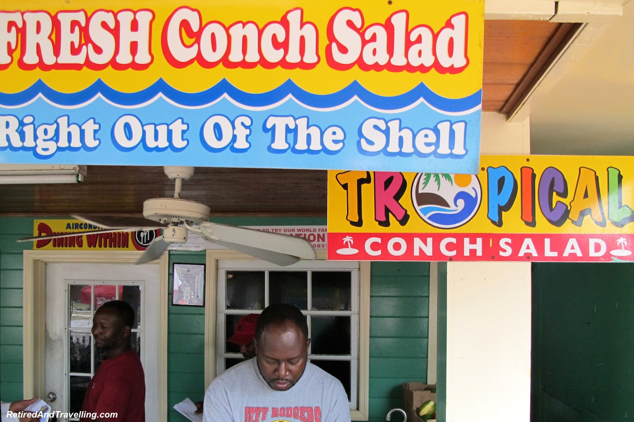Arawak Cay Fish Fry Tropical Conch Salad  - Dining in Nassau.jpg