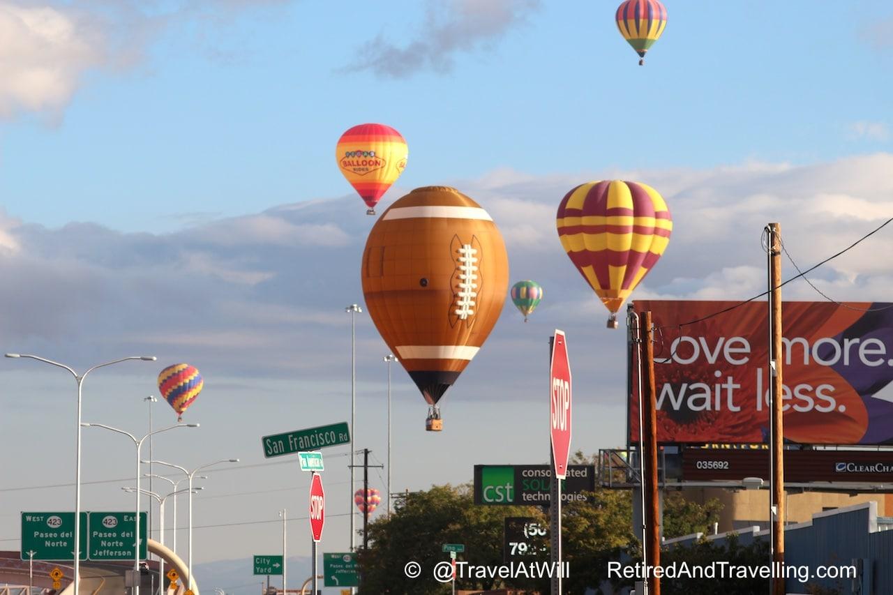 Balloons Over Albuquerque - Albuquerque Balloon Fiesta Colour.jpg