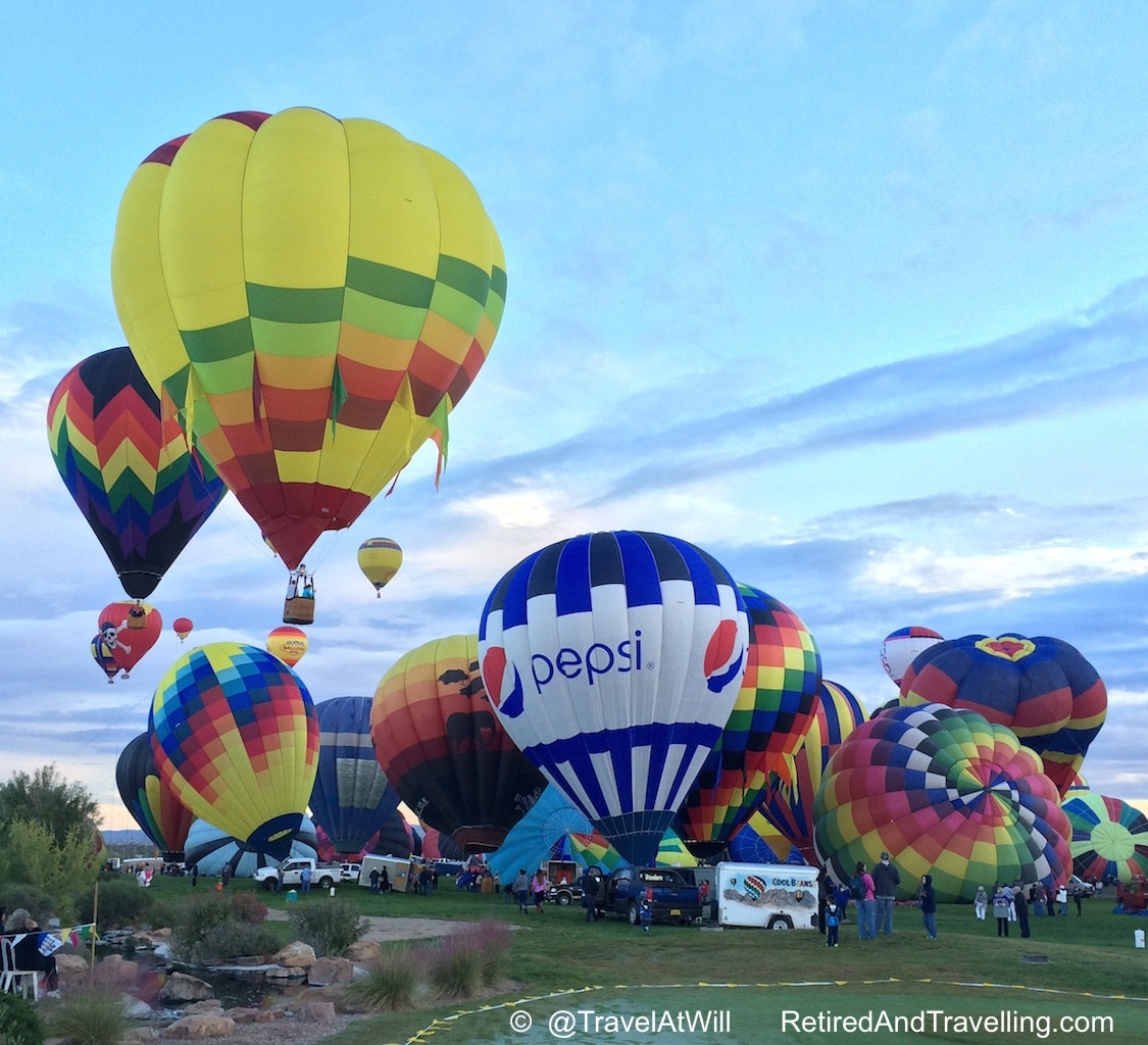 Balloons Rising - Albuquerque Balloon Fiesta Colour.jpg