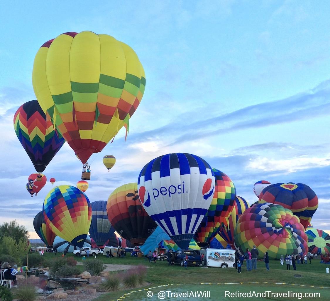 Balloons Rising - Albuquerque Balloon Fiesta Colour.jpg