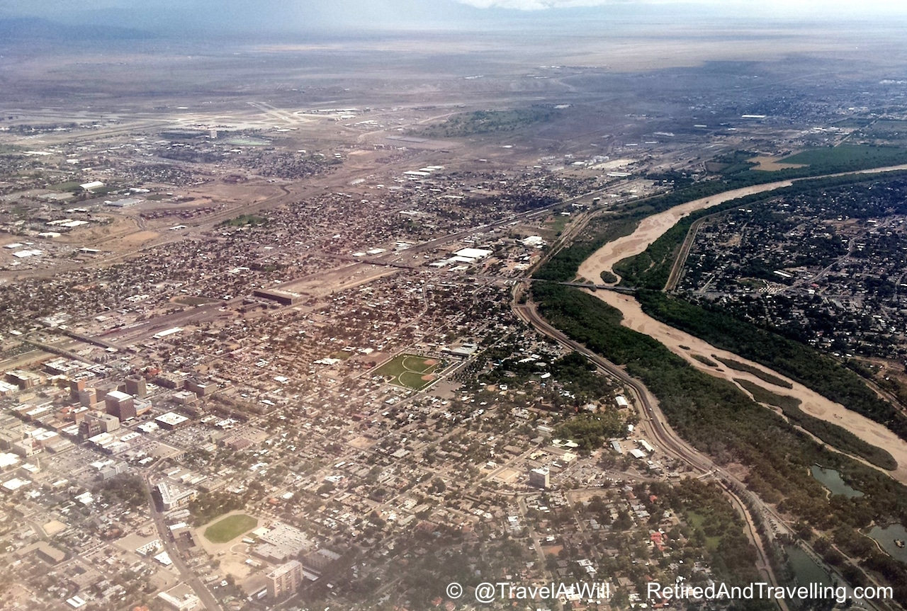 Flying into Albuquerque - Sky High In Albuquerque.jpg