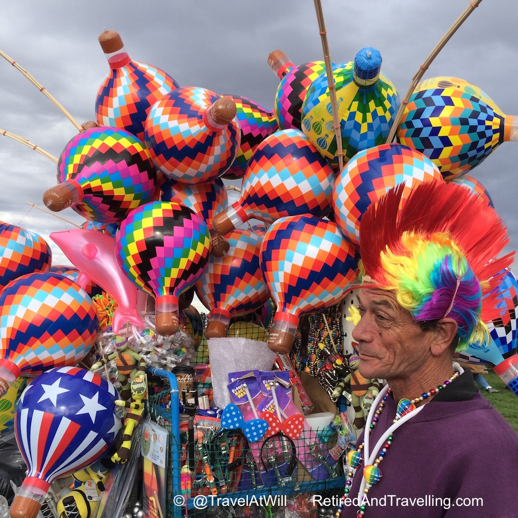 Balloon Fiesta Vendors - Sky High In Albuquerque.jpg
