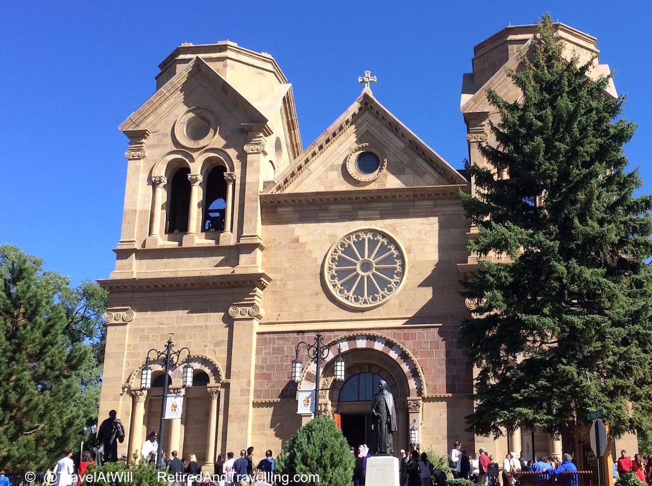 Cathedral Basilica of St. Francis Assisi - Wandering Around Santa Fe.jpg