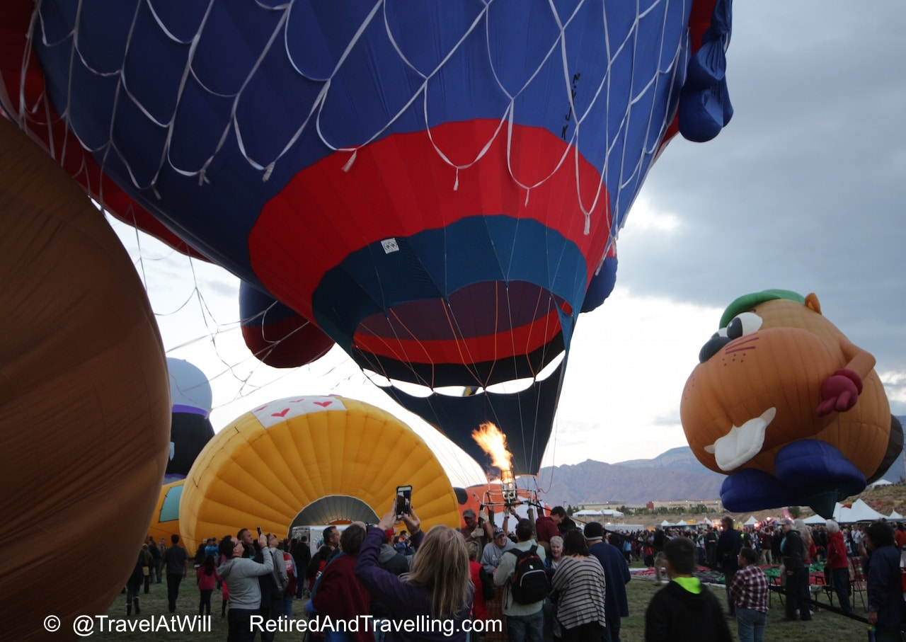 Balloon Fiesta crowds - Sky High In Albuquerque.jpg