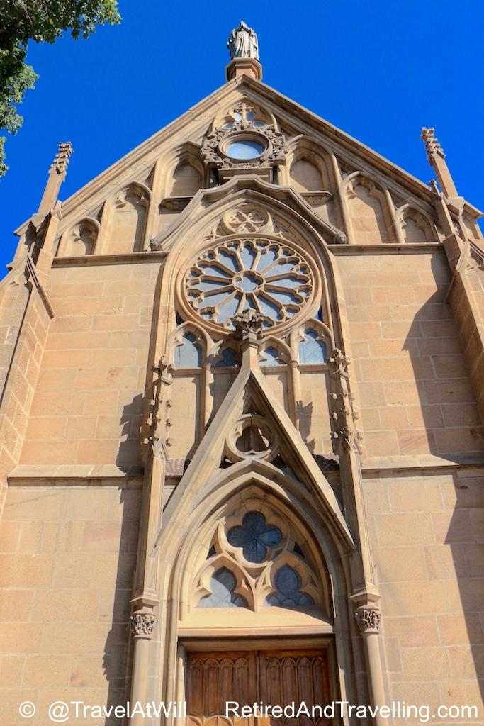 Loretto Chapel - Wandering Around Santa Fe.jpg