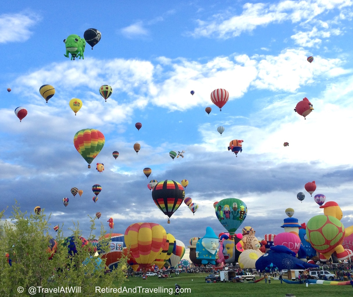 Albuquerque Balloon Fiesta in The Fall - 2015 Travelling Year In Review.jpg