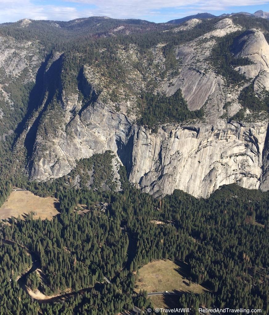 Yosemite Valley Below Glacier Point - Yosemite Detour.jpg