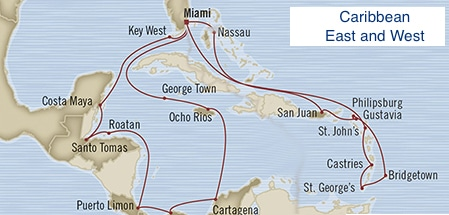 Caribbean Cruise in April - 2015 Travelling Year In Review.jpg