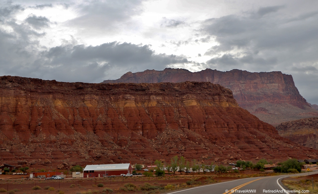 Drive North to South Grand Canyon Rim - Arizona Red Earth.jpg