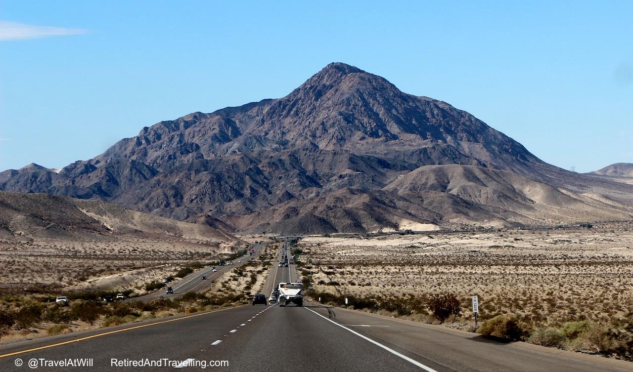 Mojave desert leaving - Las Vegas glitter.jpg