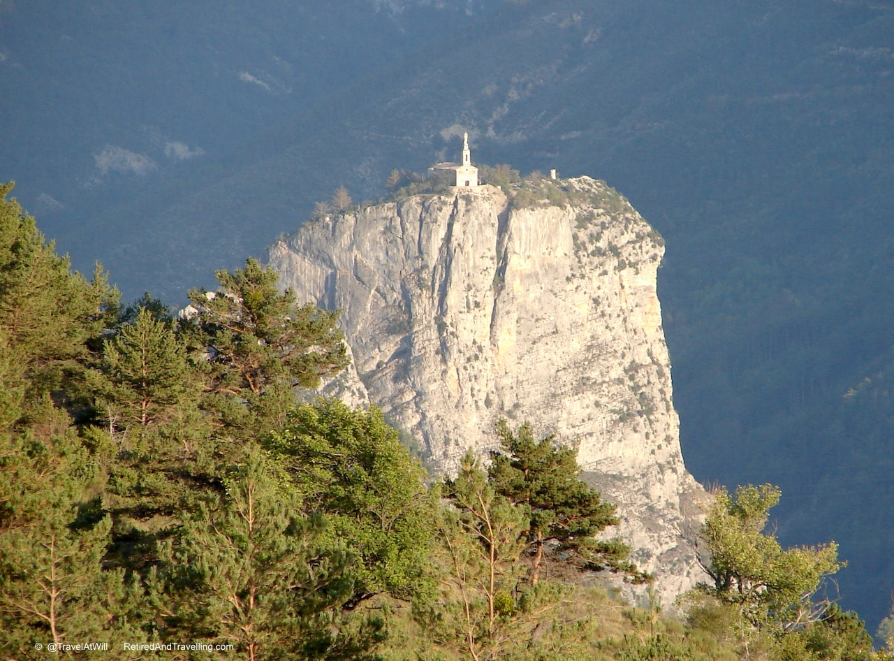 Mountain Church - Through the French Alps.jpg