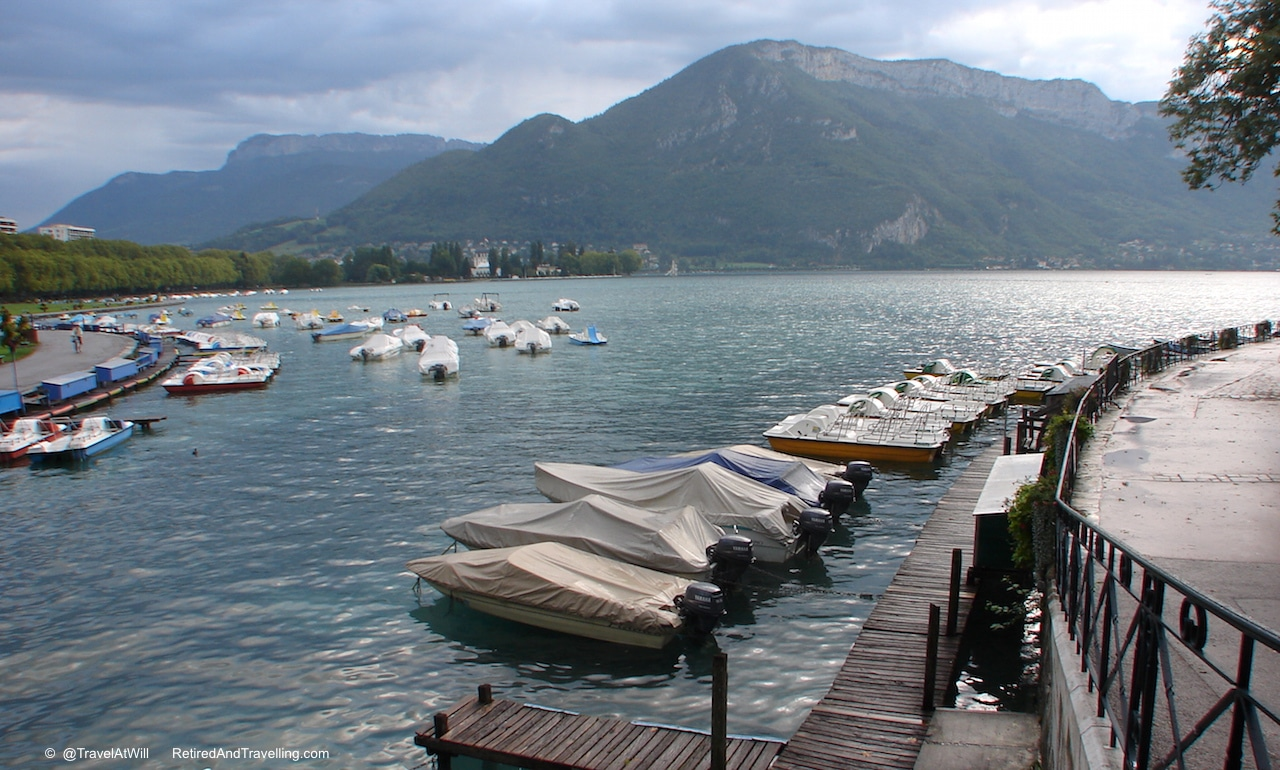 Annecy Lake - Annecy In The French Alps.jpg