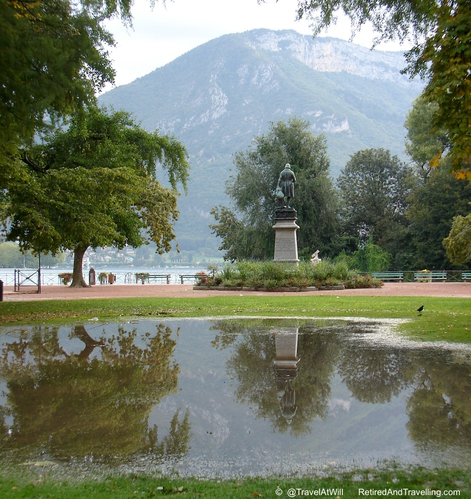Lake Annecy - Annecy In The French Alps.jpg