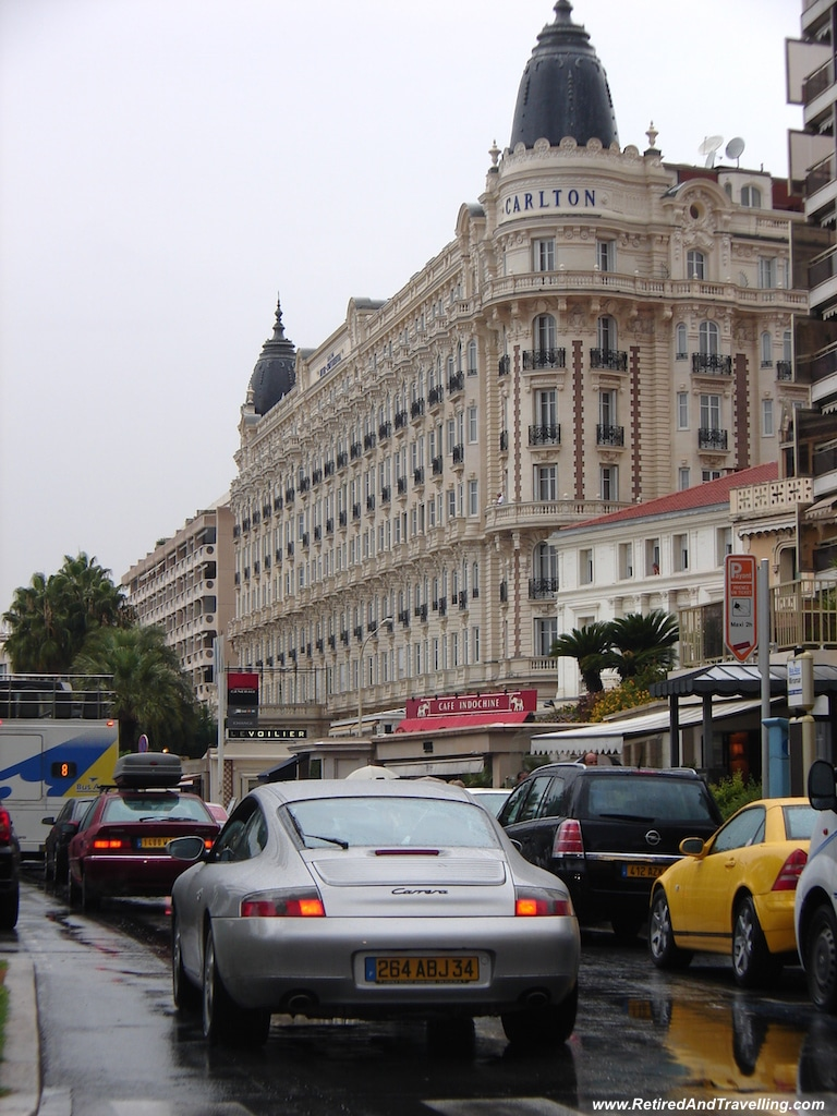 Cannes Traffic from Nice On The French Riviera.jpg