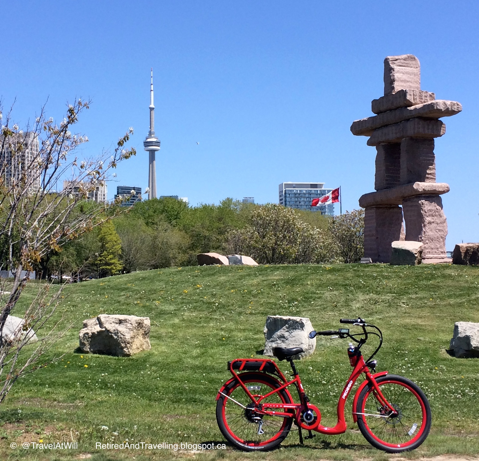 eBike Rides Around Toronto - Travel Plans for 2016.jpg