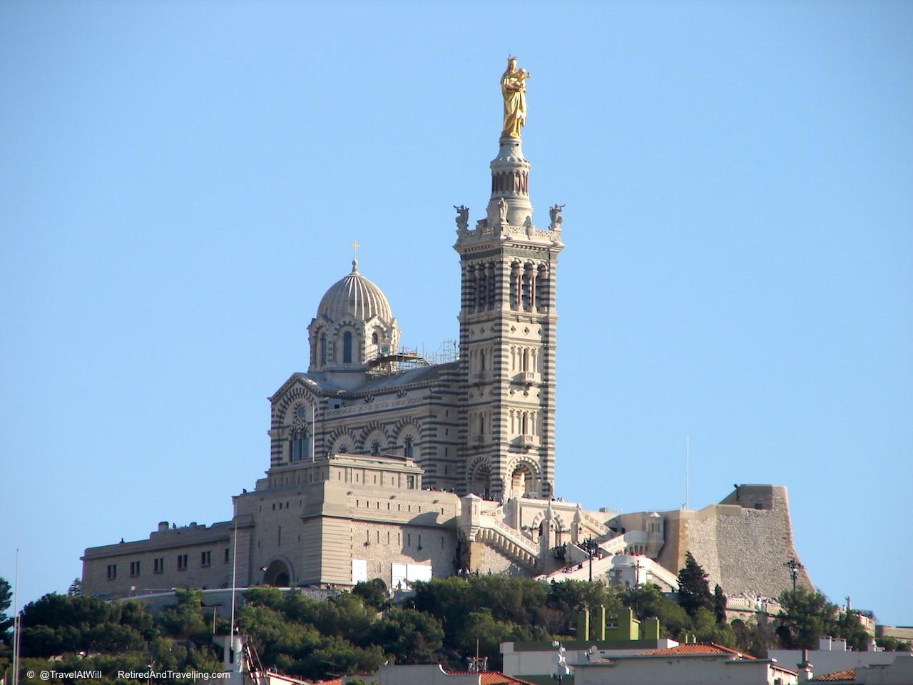 Marseille Notre Dame - Exploring Around Avignon.jpg