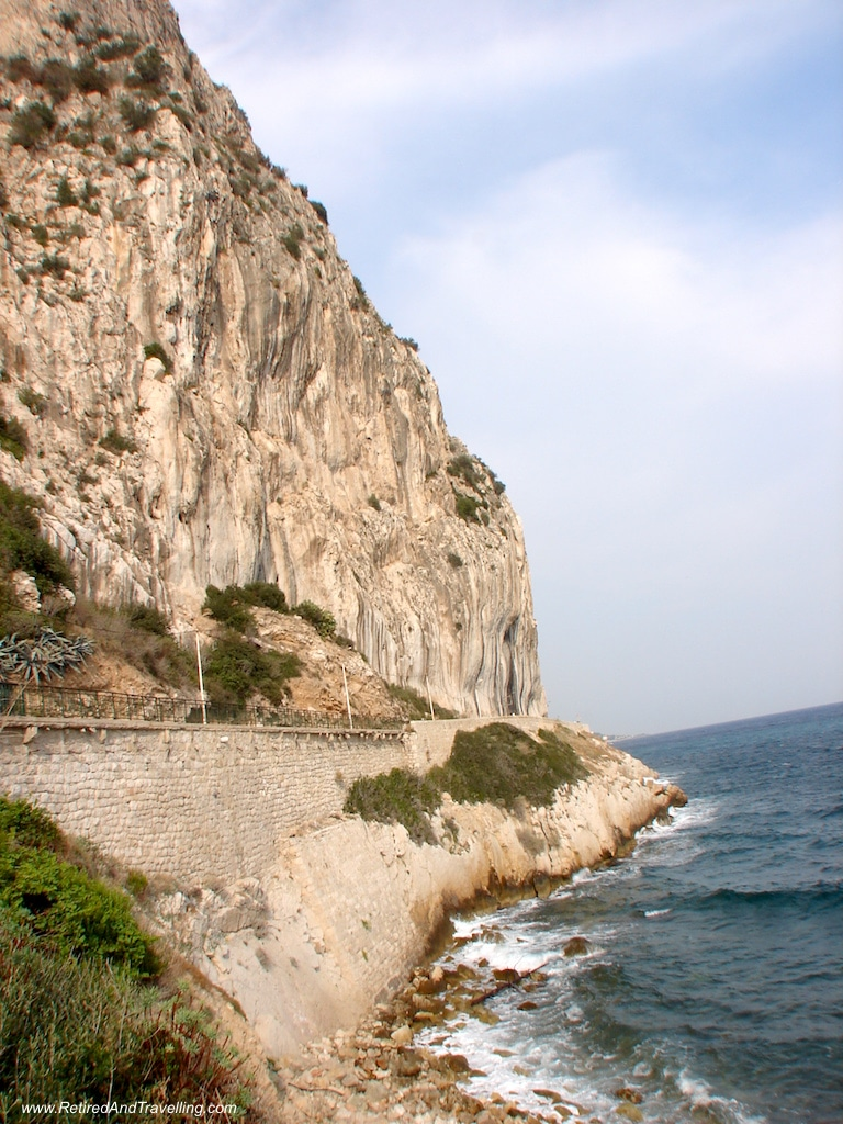 Monaco Road from Nice On The French Riviera.jpg