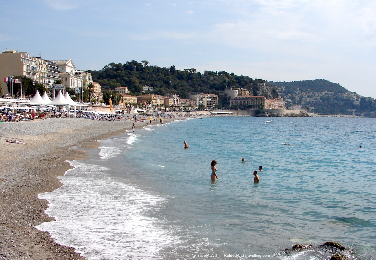 Beach - Nice On The French Riviera.jpg
