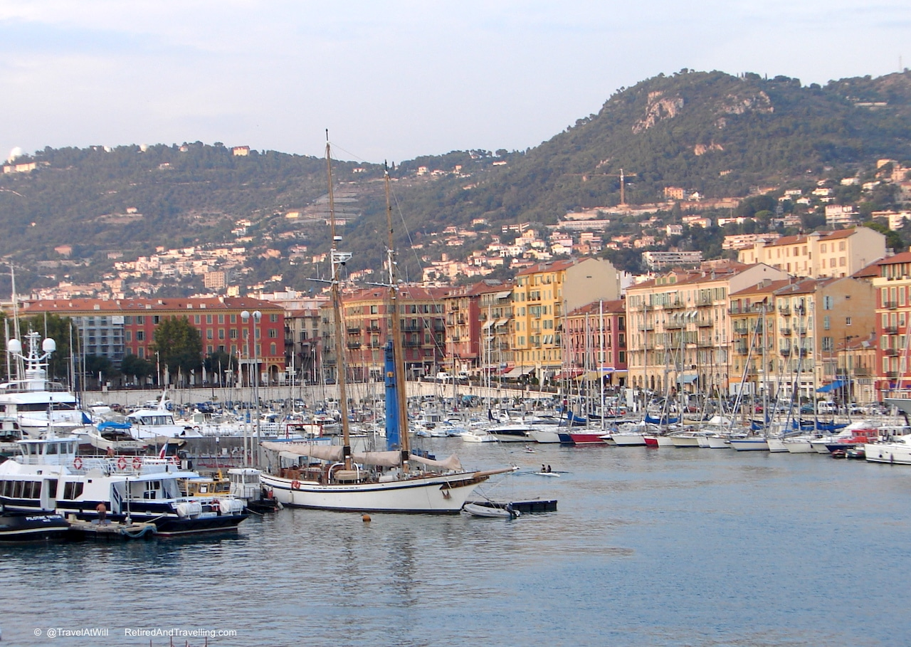 Nice Harbour - Nice On The French Riviera.jpg