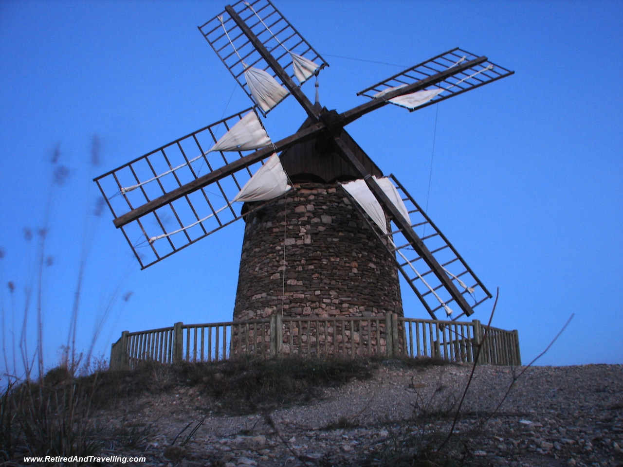 Windmills - French Wine Country.jpg