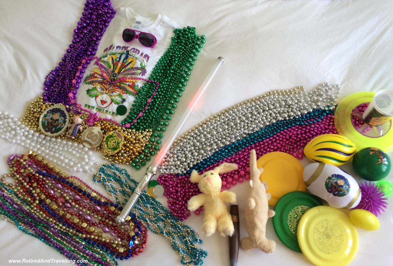 Have a blast at mardi gras in new orleans retired and for Things not to miss in new orleans