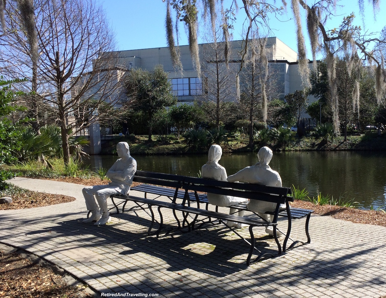 Three Figures and Four Benches - New Orleans Outdoor Sculpture Garden.jpg