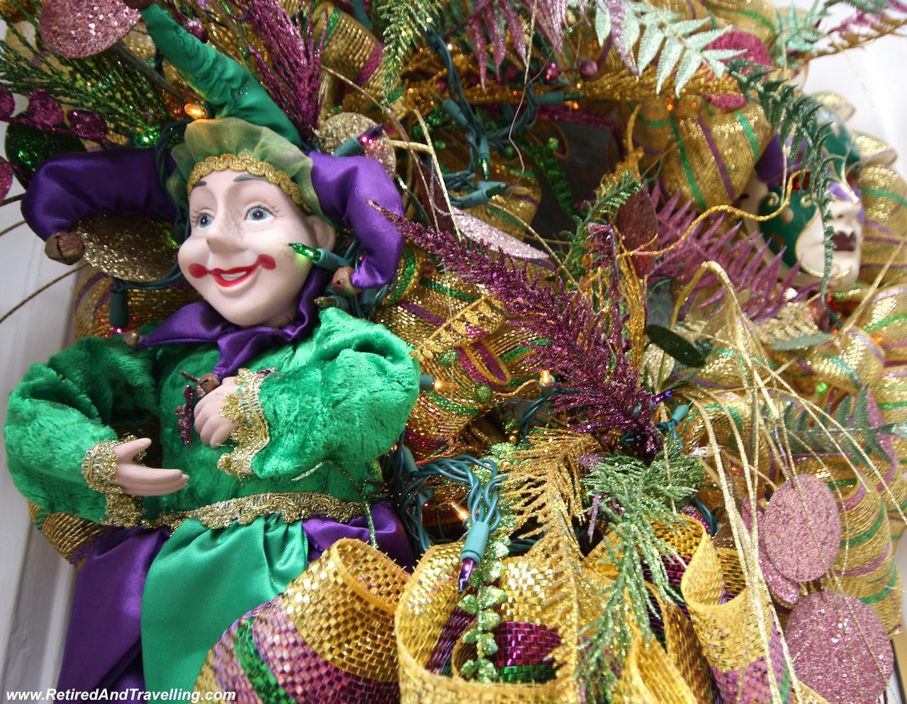 Decorated Doors - Mardi Gras in New Orleans.jpg