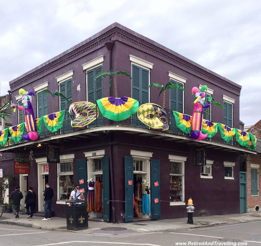 Decorated Store - 8 Days in New Orleans.jpg