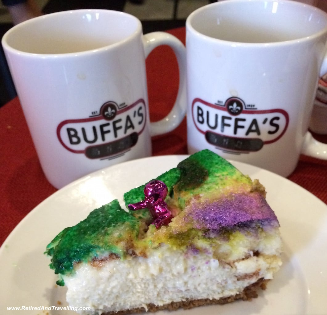 King Cake - Buffa's Restaurant and Bar - Wimp Guide to Eating in New Orleans.jpg