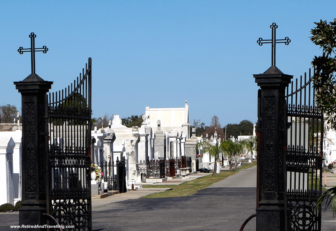 New Orleans History Through the Dead - Retired And Travelling