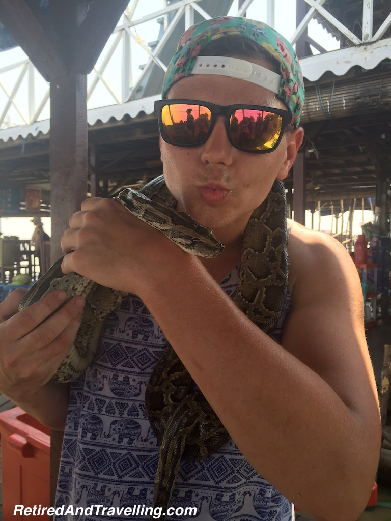 Burmese Python in Cambodia - Advance Travel Scout.jpg
