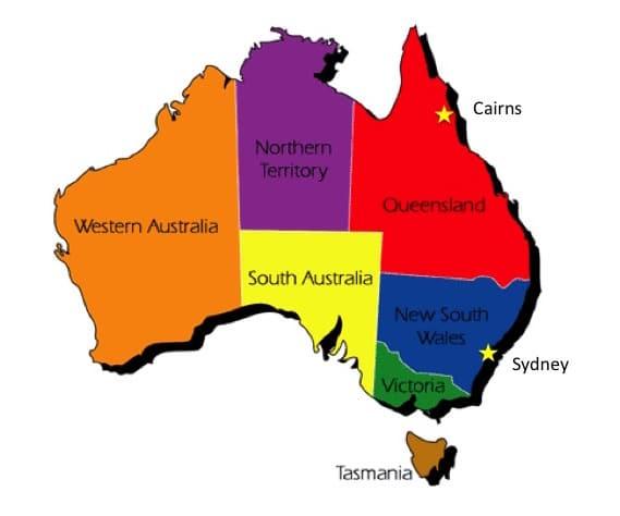 Where we visited - Tips For Visiting Australia.jpg