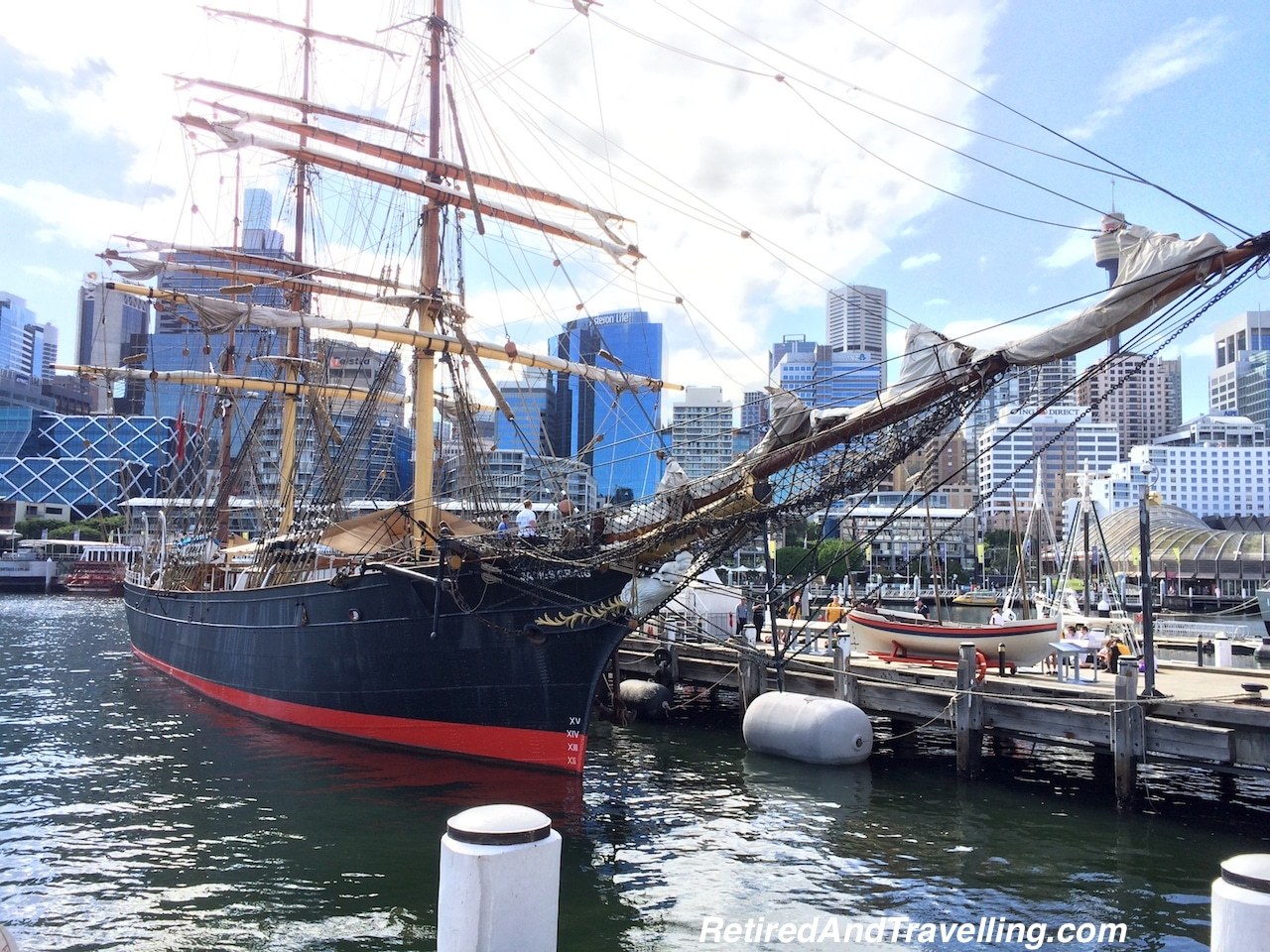 Maritime Museum Outside Ships - Stay in Darling Harbour.jpg