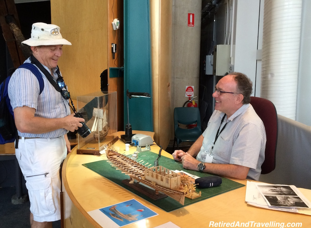 Maritime Museum Models - Stay in Darling Harbour.jpg