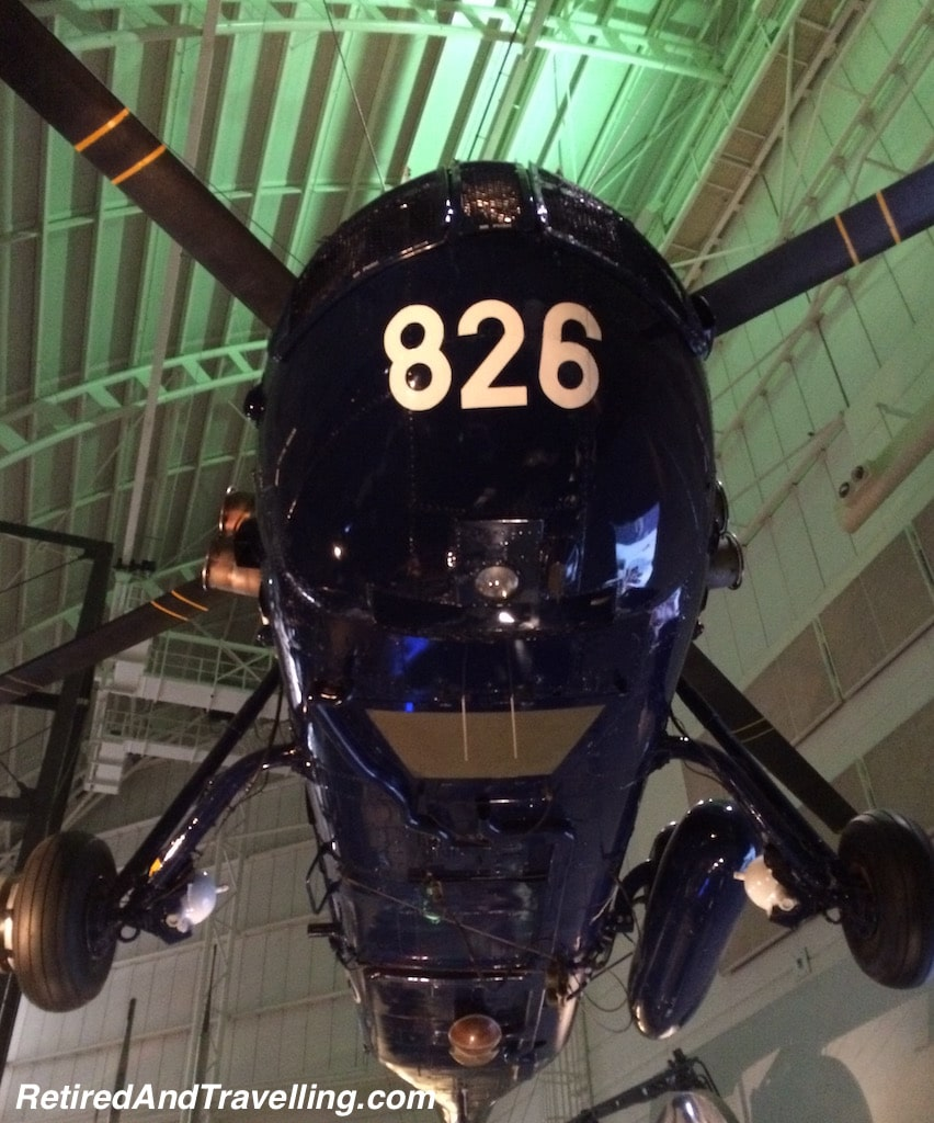 Maritime Museum Helicopter - Stay in Darling Harbour.jpg