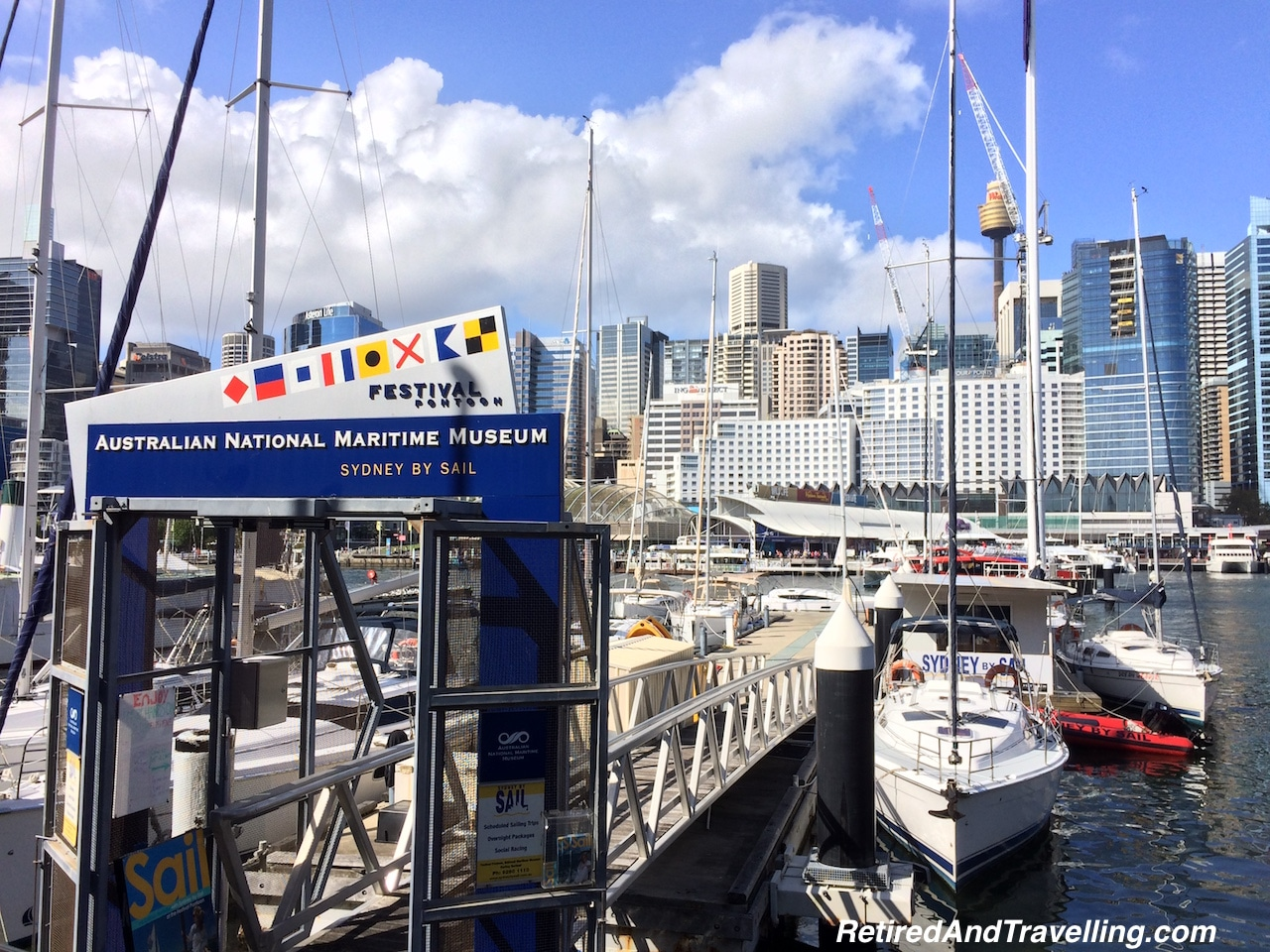 Darling Harbour - Maritime Museum - Sydney for a Week.jpg