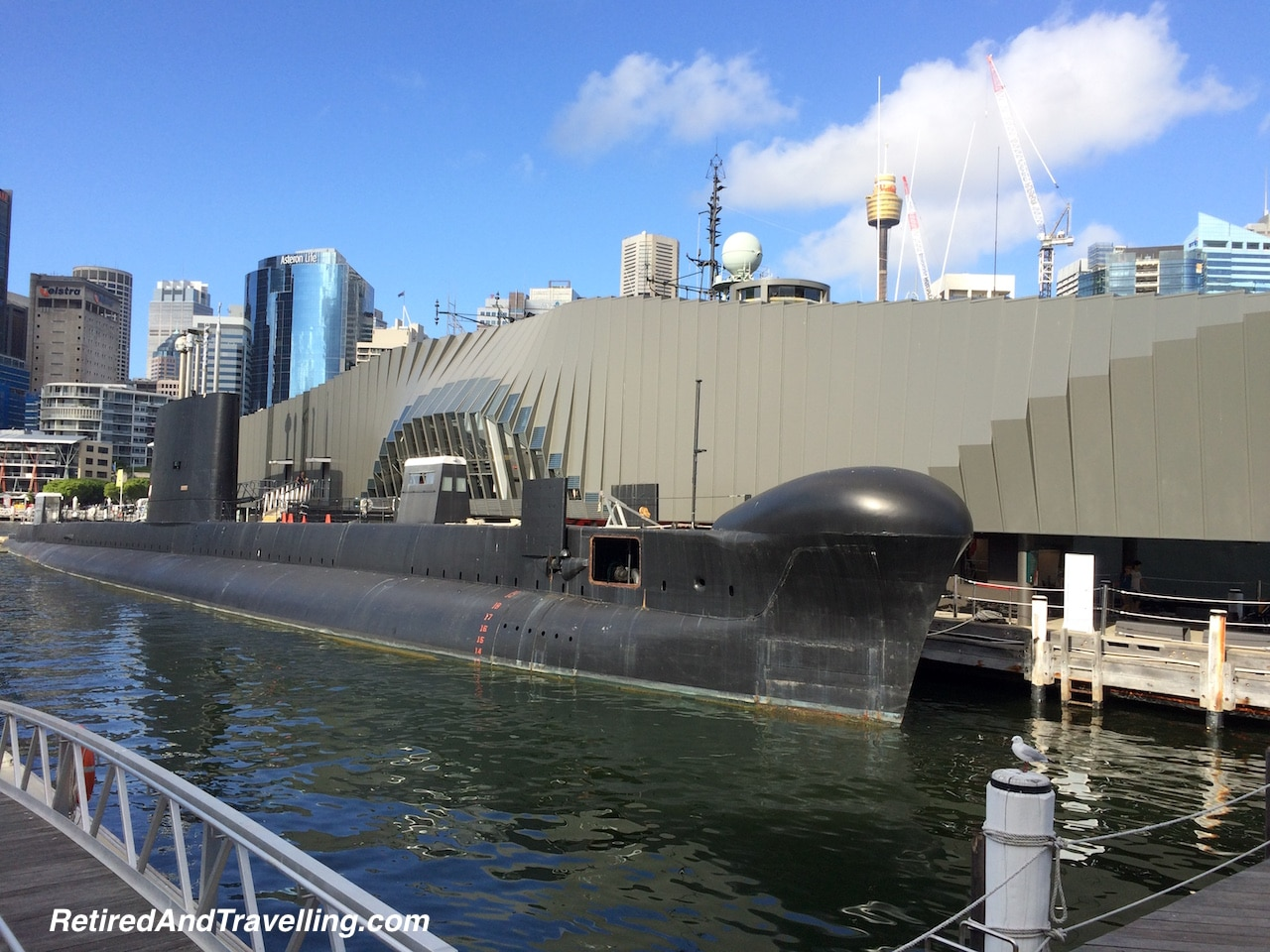 Maritime Museum Outside Sub - Stay in Darling Harbour.jpg