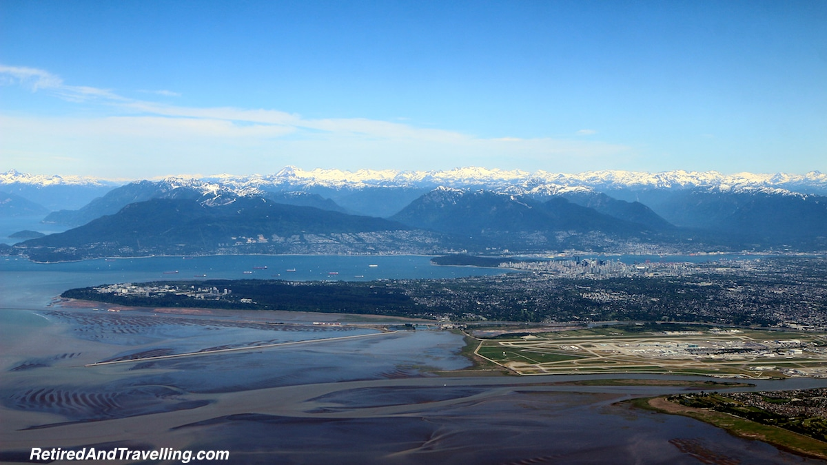 Vancouver and Mountains - Vancouver From The Air.jpg