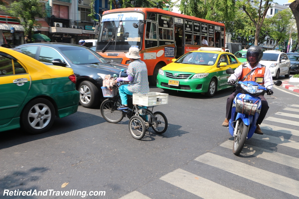 Bangkok Crazy Scooter Traffic - Bangkok by Day.jpg