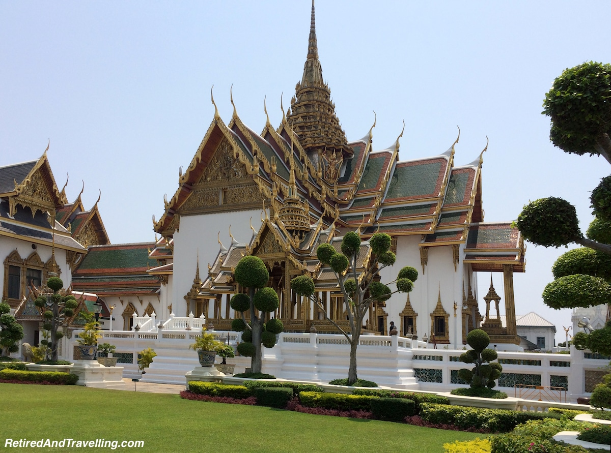 Bangkok Palace and Emerald Buddha Temple -Bangkok Temples