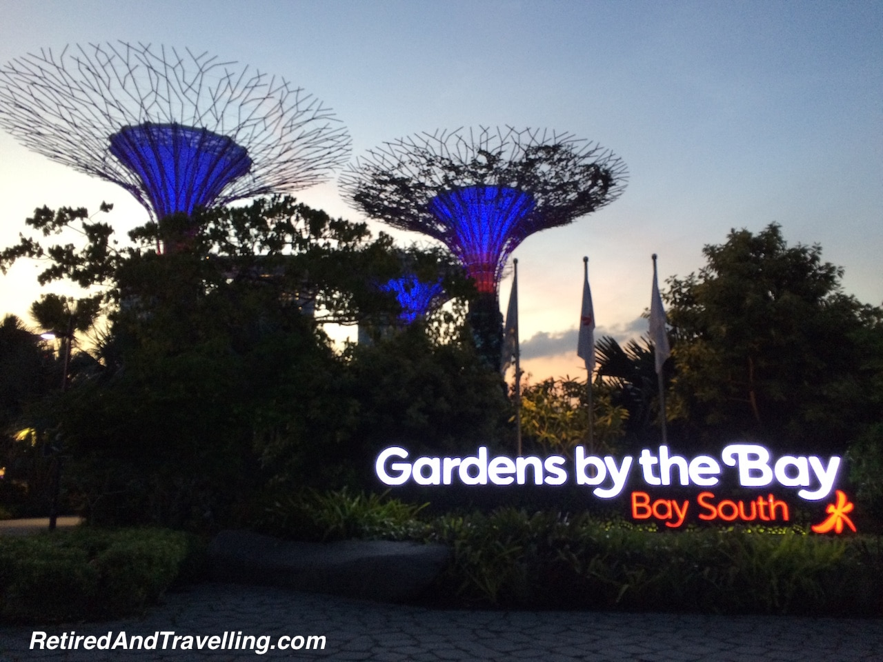Gardens by the Bay at Night - Things To Do In Singapore.jpg
