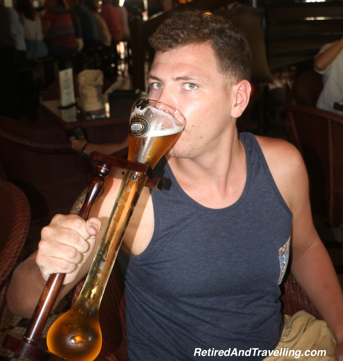 Yard of Ale Long Bar Raffles Hotel - Things To Do In Singapore.jpg